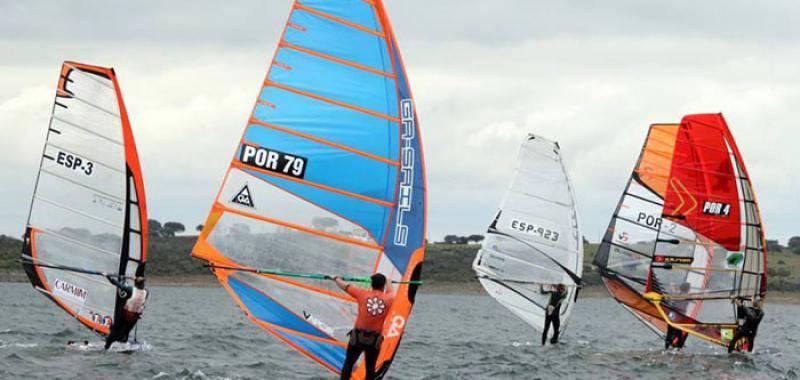 Campeonato Fórmula Windsurfing de Castilla La Mancha